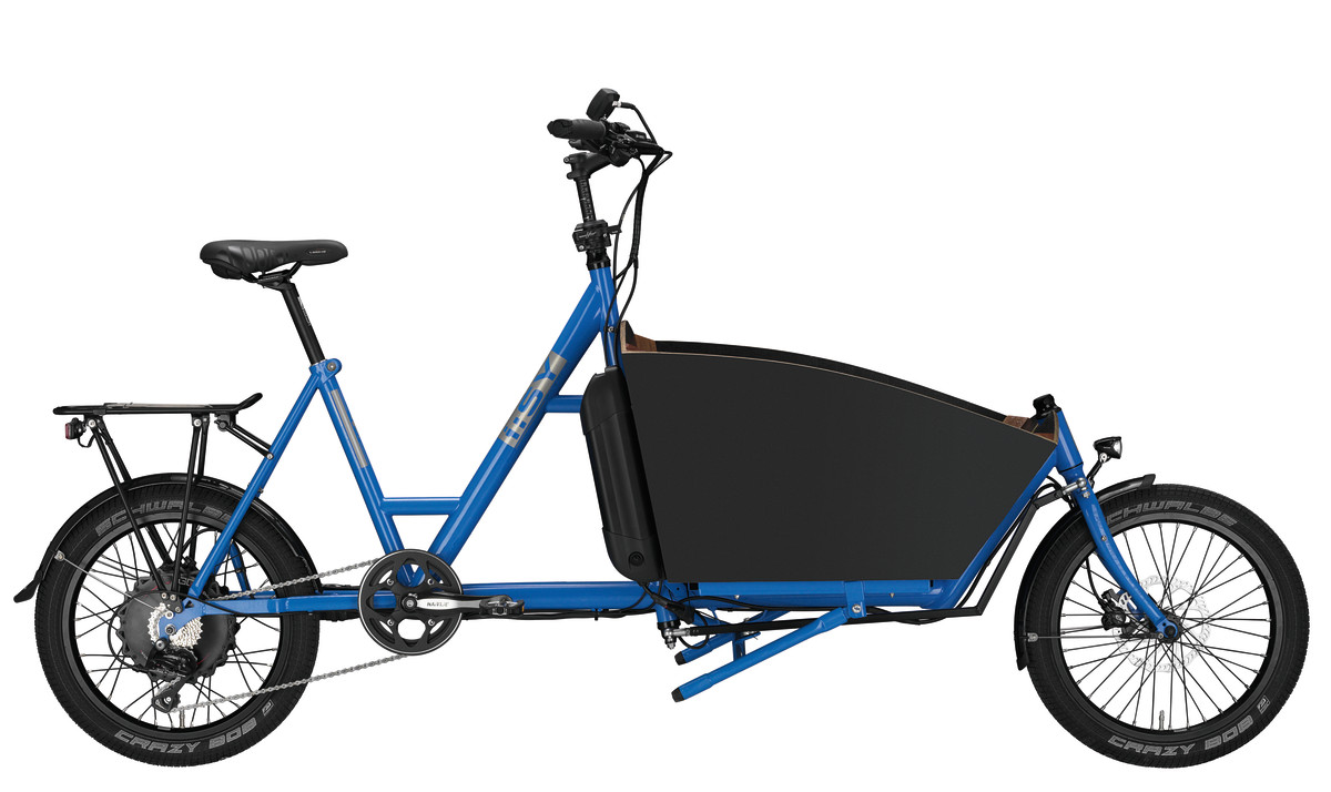 i sy cargo 10 gang xt ebike mit holzbox. Black Bedroom Furniture Sets. Home Design Ideas