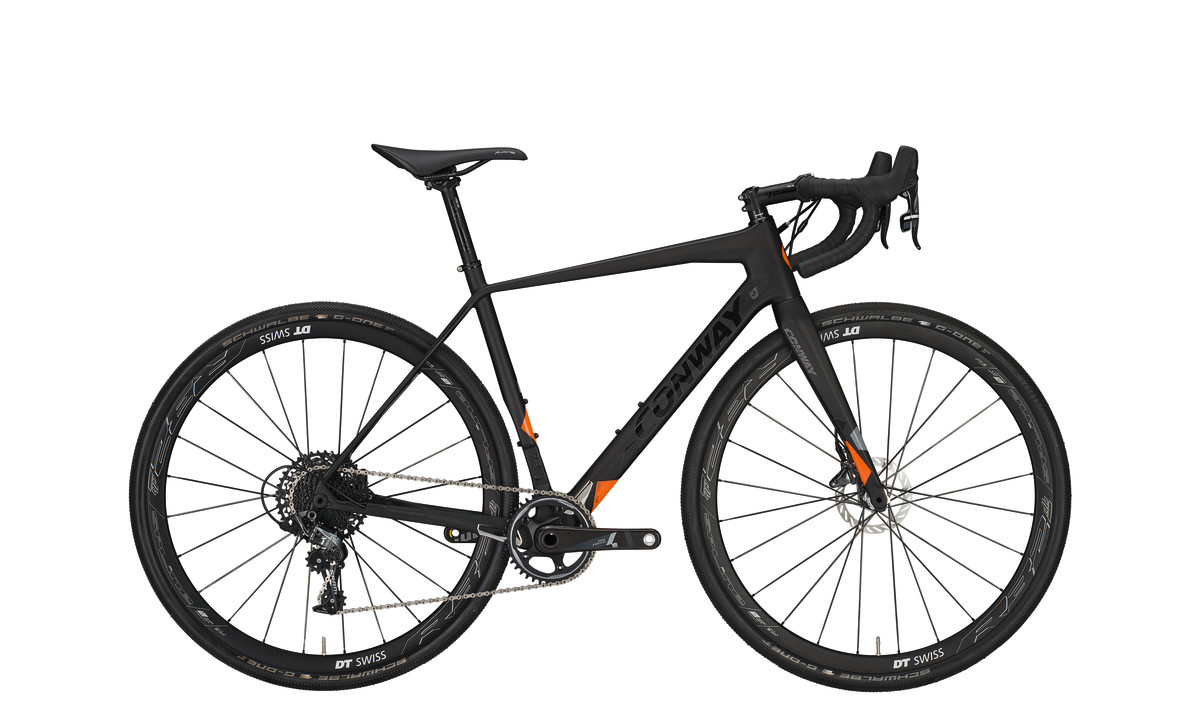 CONWAY - GRV 1200 Carbon - Gravel