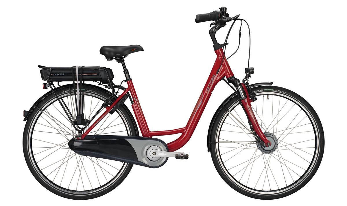 VICTORIA - E-Urban 3.1 mit leisem Nabenmotor, Komfort-Einstiegsklasse!