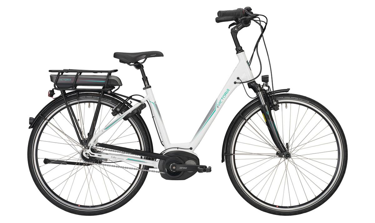 VICTORIA - E-Trekking 5.8SE mit BOSCH-Motor, nur 25kg