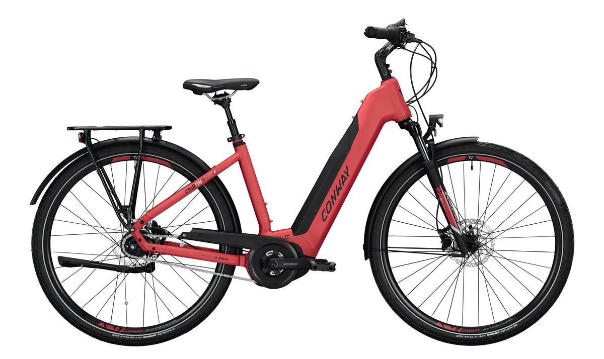 E-Bike Stadt