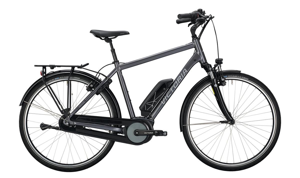 VICTORIA - E-Trekking 5.5 mit BOSCH-Motor, nur 24kg!