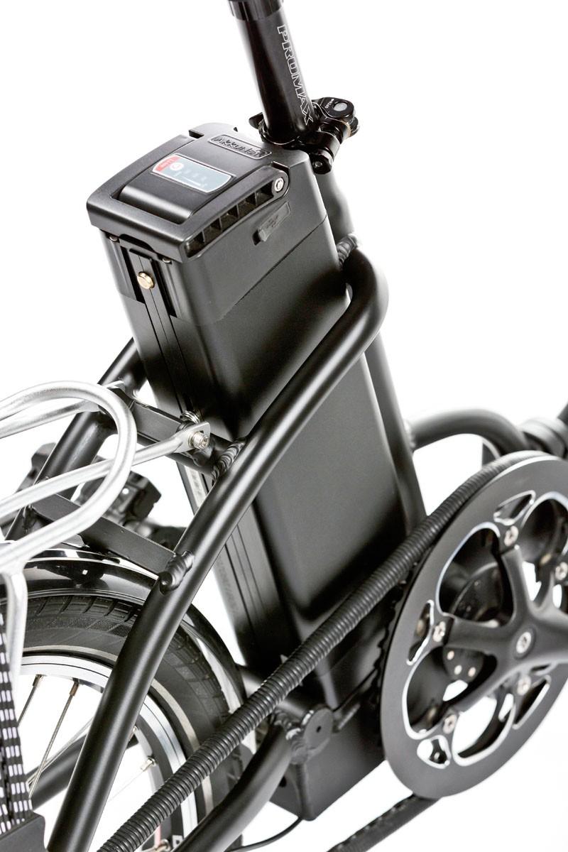 BIKE TO CARE - F2-Nexus E-Faltrad mit Rücktrittbremse